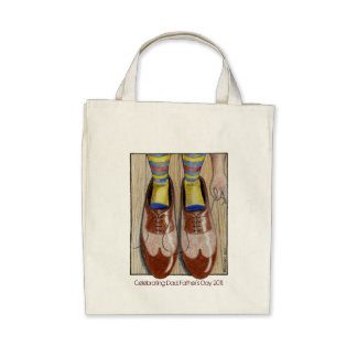 Father s Day Daddy s Shoes Bag