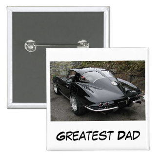 Father s Day Greatest Dad Pins