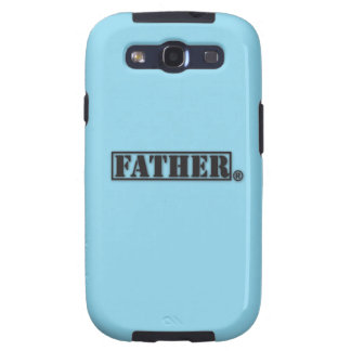 Father Samsung Galaxy Case Galaxy S3 Cases