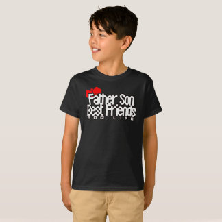 Father Son Best Friends For Life T-Shirt
