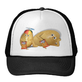 Father & Son Spuds Mesh Hats