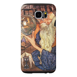 Father Time Samsung Galaxy S6 Cases