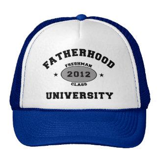 Fatherhood 2012 Freshman Cap
