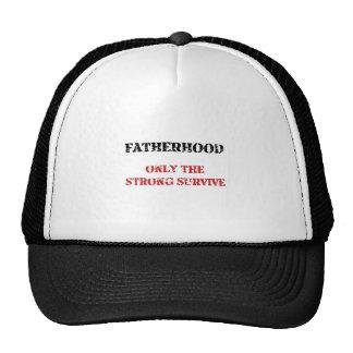 Fatherhood Survive Cap