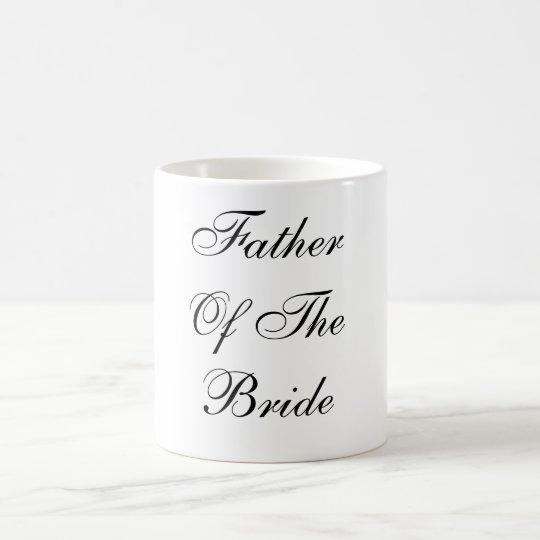 FatherOf TheBride Coffee Mug