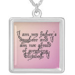 Father's Daughter Necklace