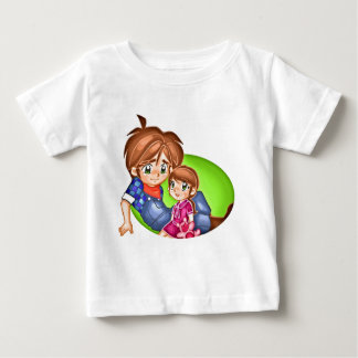 Father's Day 3 Baby T-Shirt
