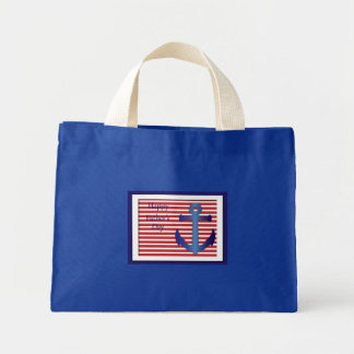 Father's Day Anchor Nautical Bags