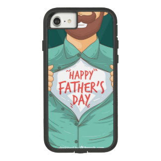 Fathers Day Apple iPhone 7,Tough Xtreme Phone Case