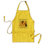 Father's Day Apron (Standard - Yellow)