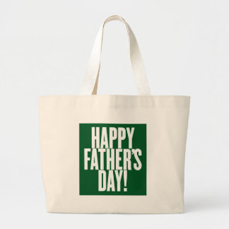 father's day tote bags