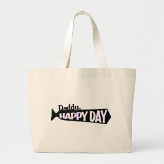 Father's Day Canvas Bag