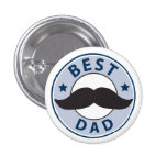 Father's Day Best Dad Buttons