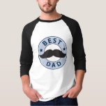 Father's Day Best Dad Tee Shirts