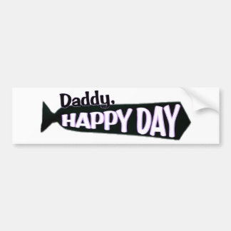 Father's Day Bumper Stickers