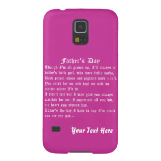 Fathers Day by Martha Valencia view about Design Cases For Galaxy S5