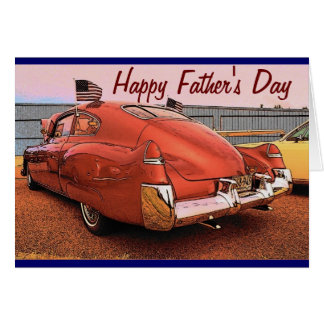 Father's Day (Caddy) Card
