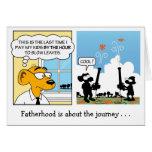 Father's Day Card: Fatherhood