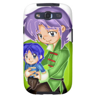 Father's Day Galaxy S3 Cover