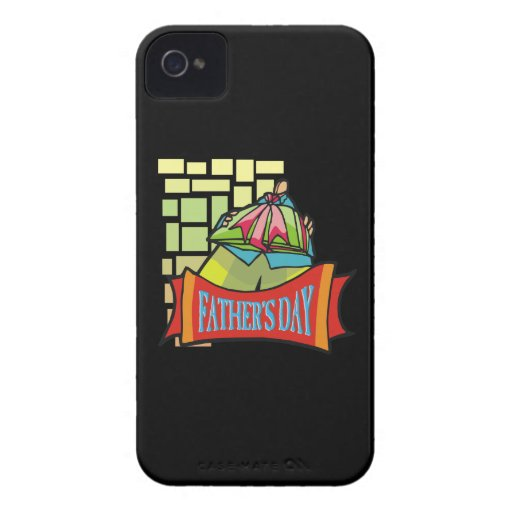 Fathers Day iPhone 4 Case-Mate Cases