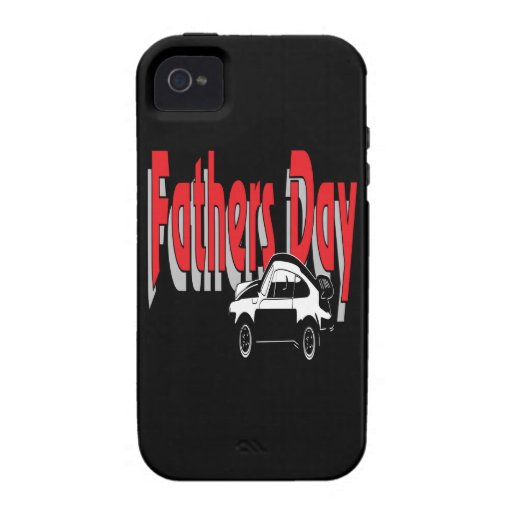 Fathers Day iPhone 4 Case