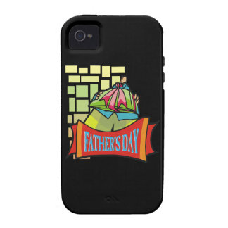 Fathers Day Vibe iPhone 4 Cover