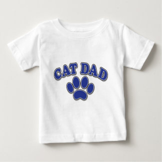 Father's Day Cat Dad Gifts T-shirts