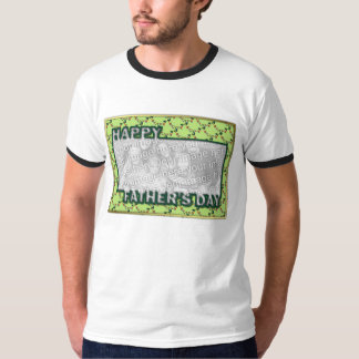 Fathers Day Cut Out ADD YOU PHOTO Frogs Shirts