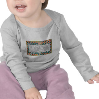 Fathers Day Cut Out ADD YOUR PHOTO Jewel Stars T-shirts
