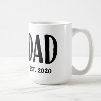 Father's Day Dad Custom Coffee Mug