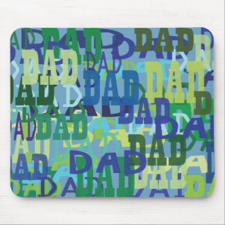 Father's Day Dad Mousepad