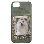 Fathers Day DAD - Stone Paws - Maltese