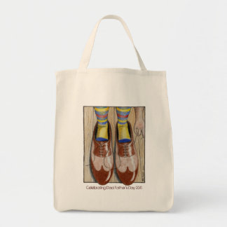 Father's Day Daddy's Shoes Bag