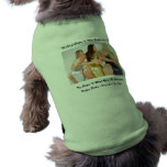 Father's Day Dog Shirt (Mint)