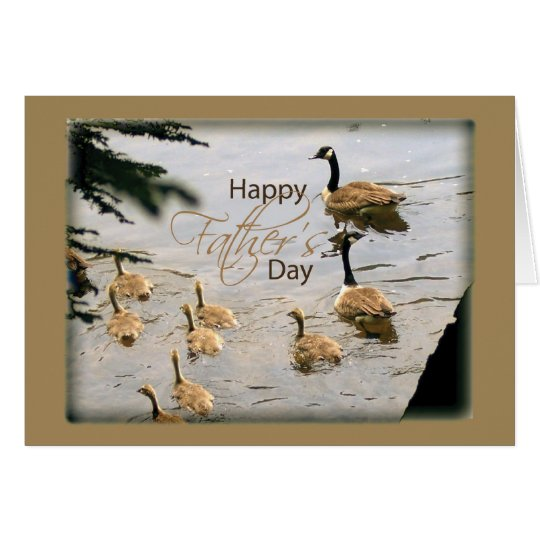 Father's Day Duckling Card