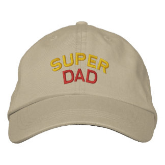 Father's Day Embroidered Hat