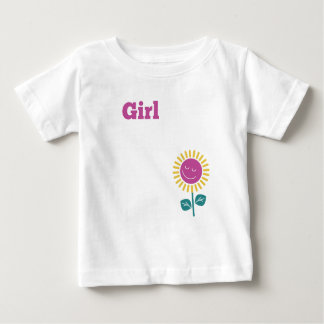 FATHER'S DAY FATHER'S GIRL BABY T-Shirt