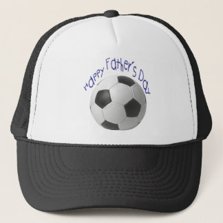 Father's Day Football Gifts Trucker Hat