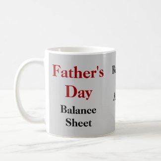 Fathers Day Funny Mug