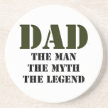 Father's Day Gifts Beverage Coasters