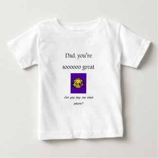 Father's day Gist Baby T-Shirt