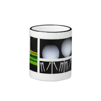 Father's Day golf mug