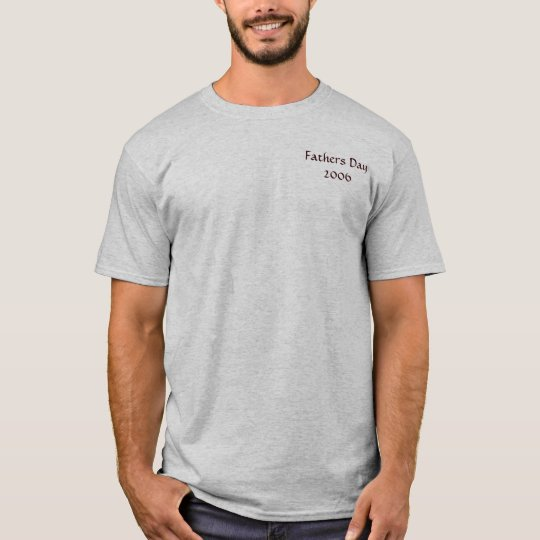 Fathers Day Golfing T-Shirt