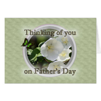 Father's Day, Grieving Father, Loss of a child Greeting Card