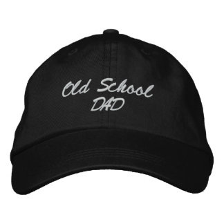 Fathers Day hat Embroidered Cap