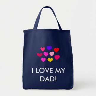 FATHER'S DAY HEARTS BAGS