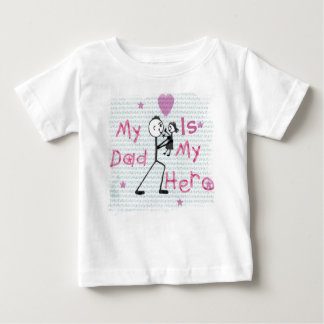 Father's Day Hero Dad Tee Shirts