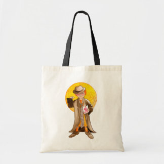 Father's Day I Love Dad! Bag