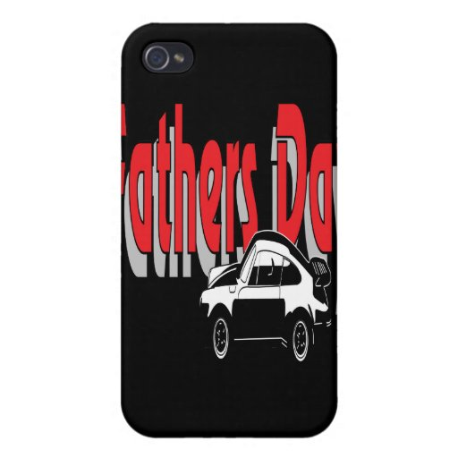 Fathers Day iPhone 4/4S Covers