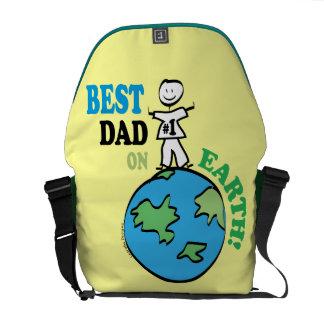 Fathers Day Messenger Bag